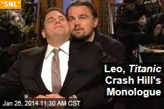Leo, Titanic Crash Hill's Monologue