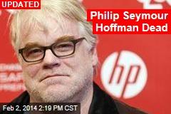 Philip Seymour Hoffman Dead