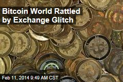 Bitcoin World Rattled by Exchange Glitch