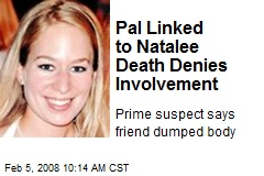Pal Linked to Natalee Death Denies Involvement