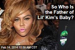 So Who Is the Father of Lil' Kim's Baby?