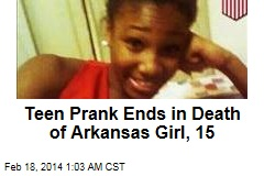Cops: Father Shot Dead Girl, 15, After Prank