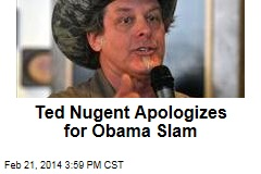 Rand Paul: Nugent Should Apologize for Obama Slam