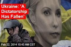 Ukraine Leader AWOL