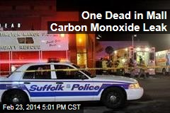 One Killed, Dozens Sick in Mall Carbon Monoxide Leak