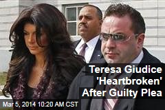 Teresa Giudice 'Heartbroken' After Guilty Plea