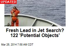 Sea Junk Hampers Jet Search