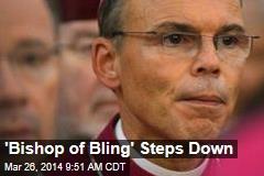 Germany's 'Bishop of Bling' Steps Down