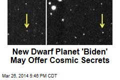 New Dwarf Planet 'Biden' May Offer Cosmic Secrets