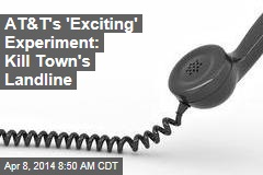 AT&T's 'Exciting' Ala. Experiment: Kill the Landline