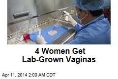 4 Women Get Lab-Grown Vaginas