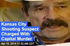 Kansas City Shooting Suspect Charged With Capital Murder