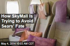 How SkyMall Is Trying to Avoid Sears' Fate