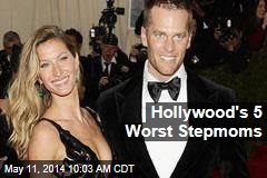 Hollywood's 5 Worst Stepmoms