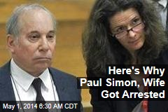 Here's Why Paul Simon, Wife Got Arrested