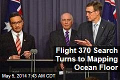 Flight 370 Search Turns to Mapping Ocean Floor