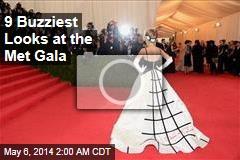 9 Buzziest Looks at the Met Gala