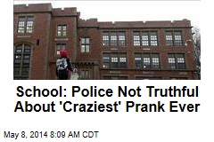 High School Rallies Around 63 Kids Busted in Prank