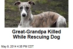 Great-Grandpa Killed While Rescuing Dog