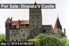 For Sale: Dracula's Castle