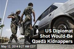 US Diplomat Shot Would-Be Qaeda Kidnappers