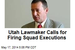 Another Lawmaker Calls for Firing Squad Executions
