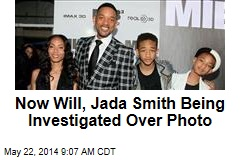 Now Will, Jada Smith Being Investigated Over Photo
