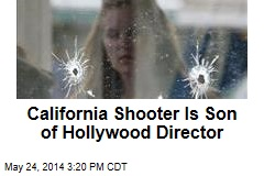 Calif. Shooter: Son of Hunger Games Director?