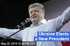 Ukraine Elects a New President