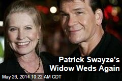 Patrick Swayze's Widow Weds Again