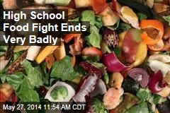 High School Food Fight Results in Criminal Charges