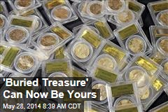 $15K for $20 Coin: 'Buried Treasure' Heads to Auction