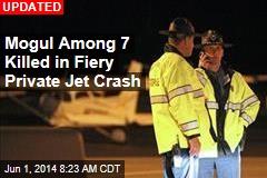 'No Survivors' in Fiery Small-Plane Crash in Mass.