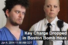 Key Charge Dropped in Boston Bomb Hoax