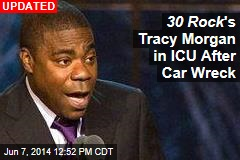 30 Rock 's Tracy Morgan Critically Hurt in Car Crash