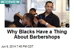 What Barbershops Mean to Black Americans