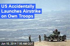 5 US Troops Die in Afghanistan Friendly Fire
