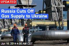 Russia to Ukraine: No Money, No Gas