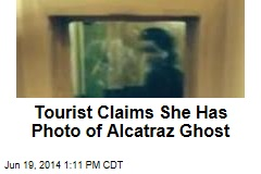 Tourist Claims She Has Photo of Alcatraz Ghost