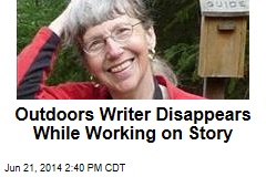 Outdoors Writer Disappears While Working on Story