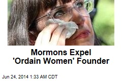 Mormons Expel 'Ordain Women' Founder