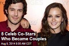 5 Celeb Co-Stars Who Became Couples