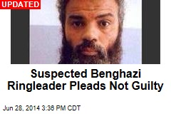 Suspected Benghazi Ringleader Arrives in DC