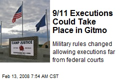 9/11 Executions Could Take Place in Gitmo