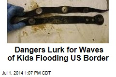 Dangers Lurk for Waves of Kids Flooding US Border