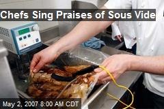 Chefs Sing Praises of Sous Vide