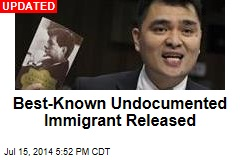 US' Best-Known Undocumented Immigrant Detained