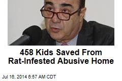 458 Kids Saved From Rat-Infested Abusive Home