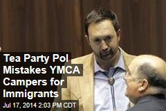 Tea Party Pol Mistakes YMCA Campers for Immigrants