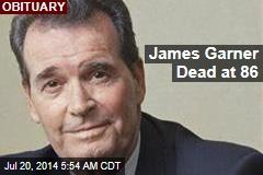 James Garner Dead at 86